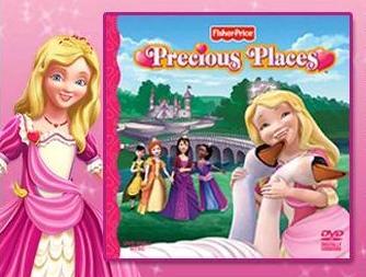 Save the Princesses DVD